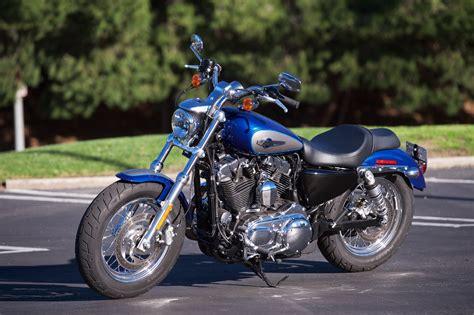 2017 Harley Davidson Sportster 1200 Custom Review Classic Cruiser