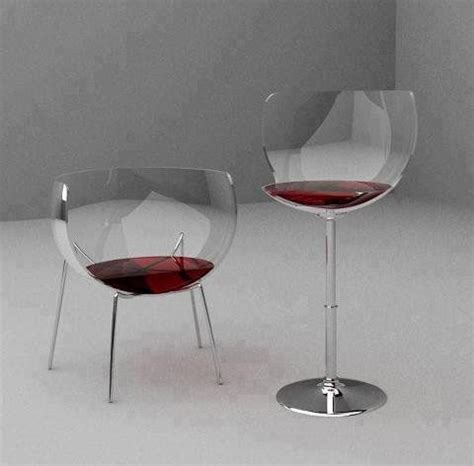 Merlot Chairs, John Could Enjoy His Glass Of Wine In A