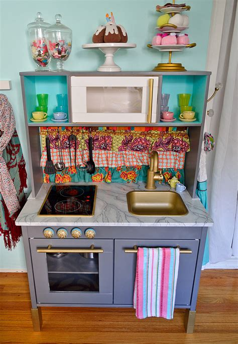 ikea play kitchen ikea play kitchen color transformed family