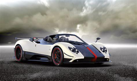 Pagani Zonda Cinque Roadster - Exotic Cars Photo (25064507 ...