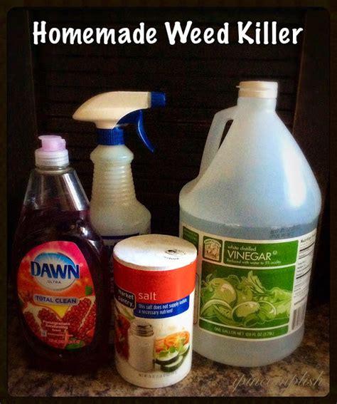 Ipincomplish Homemade Weed Killer  It Works