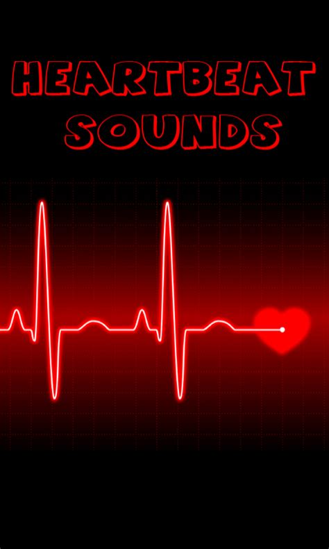 Heartbeat Sounds Android App - Free APK by Black Belt Studio