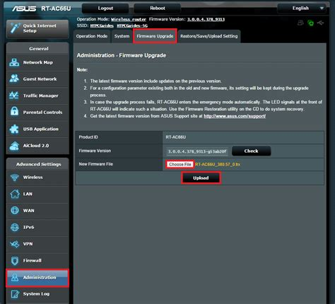 asus merlin firmware asuswrt custom router install routers log minutes few firmare reboot