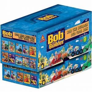 Bob The Builder Tool Box Box Set DVD