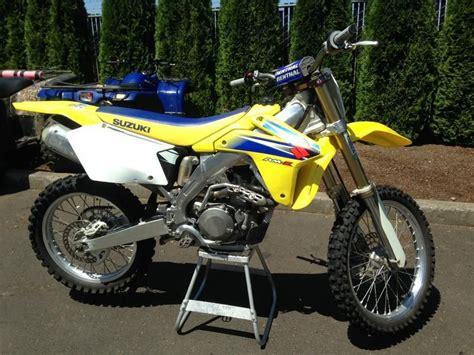 Suzuki Dirt Bike by Buy 2006 Suzuki Rm Z 250 Dirt Bike On 2040motos