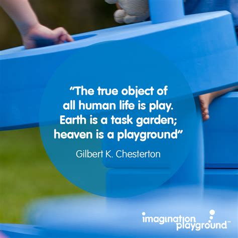 playground quotes quotesgram 255 | 037 Chesterton