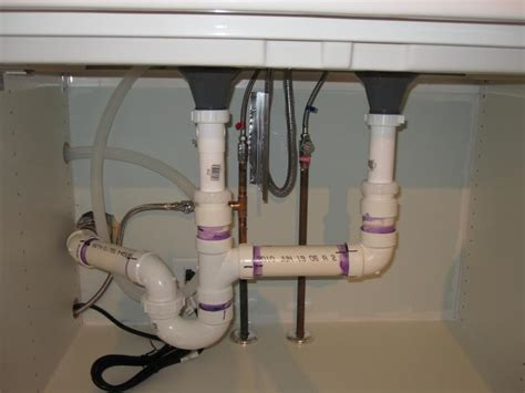 "Plumbing an Ikea Domsjo 36"" Double Sink   Paul & Renie's"