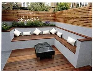Garagenanbau Mit Terrasse : terassengestaltung mit darth vader grillkamin ~ Lizthompson.info Haus und Dekorationen