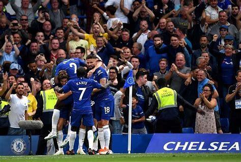 Premier League 2018-19: Chelsea vs Newcastle United ...