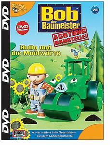 Bob Der Baumeister Bettwäsche : bob der baumeister rollo und die maulw rfe dvd ~ A.2002-acura-tl-radio.info Haus und Dekorationen