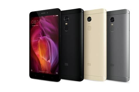 Xiaomi Intros Redmi Note 4 In India, Three Variants