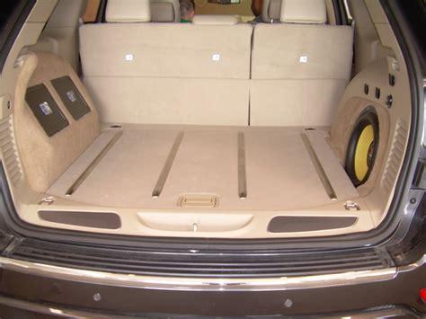 jeep grand cherokee automotive sound  protection