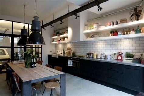 cuisines industrielles 12 secrets des plus belles cuisines industrielles
