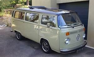 Volkswagen Trans En Provence : les azur ens tous gaga de leur combi cool derni re ~ Gottalentnigeria.com Avis de Voitures