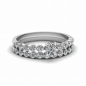 heart shaped floating diamond wedding ring set with With floating diamond wedding ring