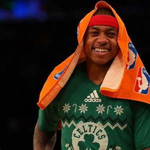 Jason Terry: 'Brink's Truck Will Come Out' for Isaiah ...