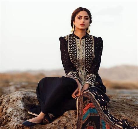 Latest Beautiful Photoshoot Of Gorgeous Sajal Aly Friday