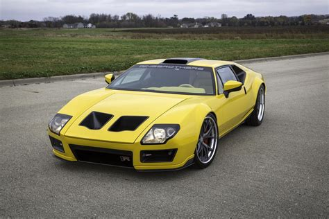 Ringbrothers De Tomaso Pantera Revealed at SEMA Show