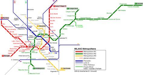 chambre d hotes rome milan carte du métro carte détaillée du métropolitain