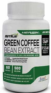 Buy Green Coffee Bean Extract Capsules In India