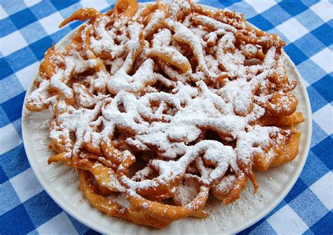 presidents message  reverence  funnelcakes