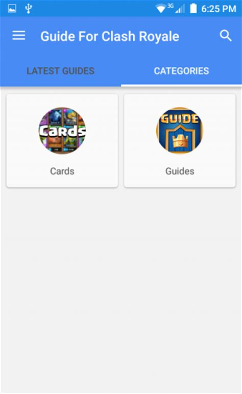 guide for clash royale apk for android aptoide