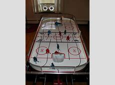 Table Hockey Heaven Photos Custom Games Top Shelf Hockey