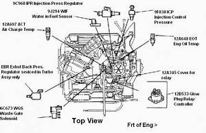 help with my gutless 97 ford powerstroke diesel forum With pressure oil pump additionally ford 6 0 powerstroke engine diagram