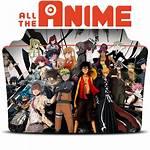 Folder Anime Icon Icons Deviantart V1 Backgrounds