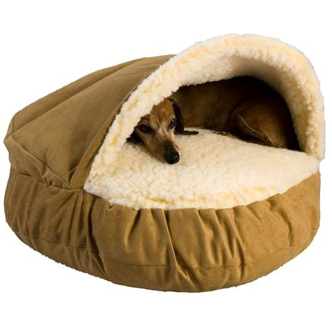 snoozer luxury cozy cave pet bed cave beds webnuggetz