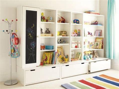 rangement livre chambre meuble rangement enfant ikea stuva