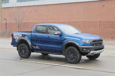 ford ranger raptor kaufen ford ranger raptor spotted testing on michigan streets road