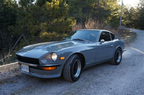 70 Datsun 240z by Early Series One 1970 Datsun 240z Built March 70 For Sale