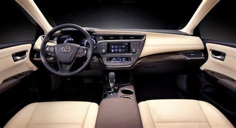 Avalon 2013 Interior by 2013 Toyota Avalon Asian Fortune