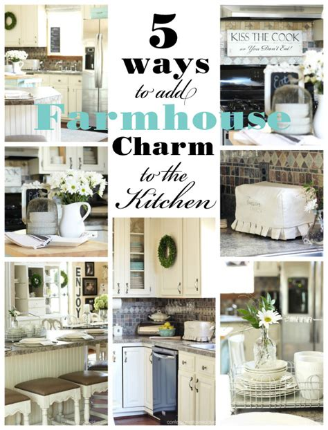 diy country kitchen decor diy farmhouse kitchen decor gpfarmasi bf71630a02e6 6806