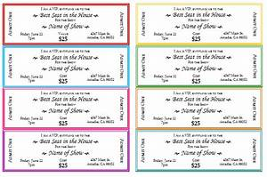 Event ticket template printable templates pinterest for Template for raffle tickets to print
