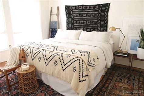 chambre style indien cabane indigo quand la décoration ethnique chic se