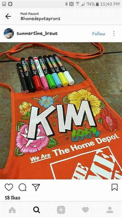 Depot Apron Designs Aprons Craft Clip Decorations