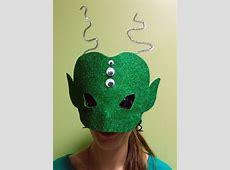 Kids Craft Alien Mask Creative Habitat Arts & Crafts