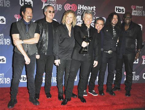 Bon Jovi Picture Iheartradio Music Awards
