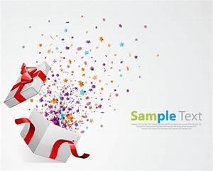 Magic Gift Box Vector Illustration | Free Vector Graphics ...