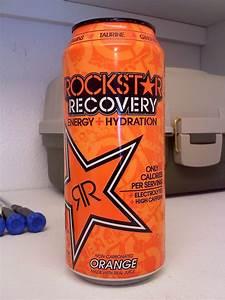 Caffeine   Review For Rockstar Recovery