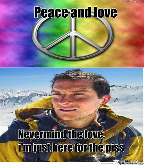 Peace Sign Meme - peace by 3du da m4573r meme center
