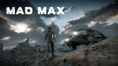 mad max  game wallpaper wallpapersafari