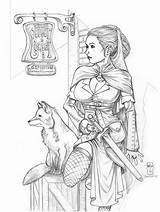 Corset Deviantart Vex Coloring Velvet Drawing Adult Everwho Drawings Marvel Pathfinder Vecca Colouring Character Artwork Female Tattoo Tiefling Portrait Shadowrun sketch template