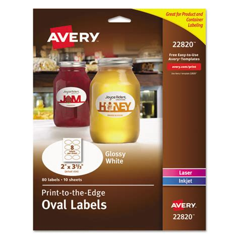 avery template 22820 avery 22820 labels