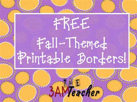 images  bulletin border template  printable   school writing paper template