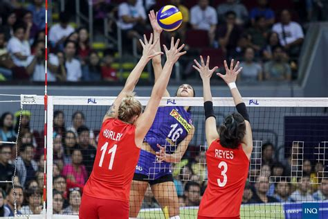 Busy 2018 for volleyball | Inquirer Sports