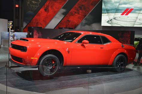 Dodge Challenger Srt by 2018 Dodge Challenger Srt Myautoworld