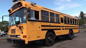 2005 Bluebird All American 22 Passengers   2 Wheelchairs School Bus - B19696